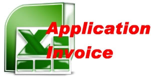 construction application for payment invoices template, builders, Invoice examples