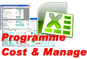 Construction Programme Software with Cost and Management